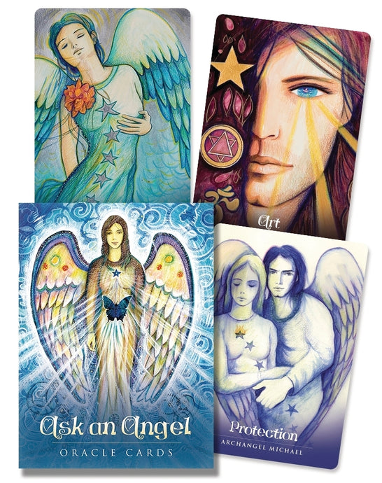 Ask an Angel Oracle Cards