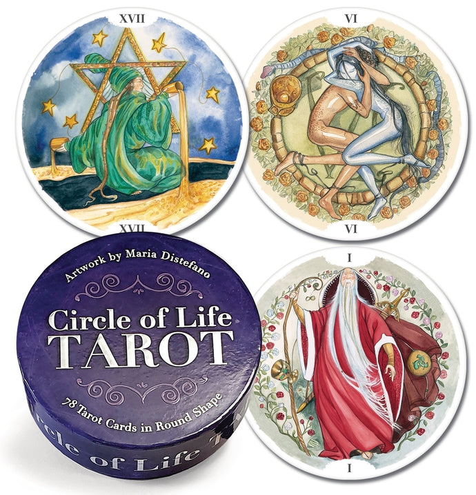 Circle of Life Tarot Deck