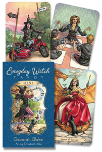 Everyday Witch Tarot Mini (Pre-Order May 2020)