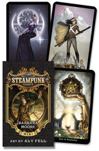 Load image into Gallery viewer, The Steampunk Tarot Mini
