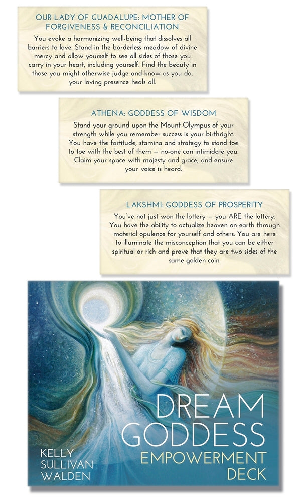 Dream Goddess Empowerment Deck (Pre-Order May 2020)