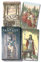 Load image into Gallery viewer, Erotic Fantasy Tarot (Pre-Order July 2020)