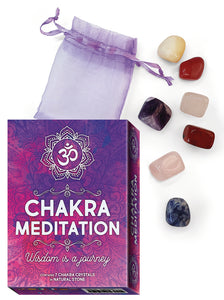 Chakra Meditation Oracle (Pre-Order June 2020)