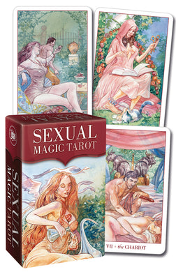 Sexual Magic Tarot Mini
