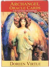 Load image into Gallery viewer, Archangel Oracle Cards