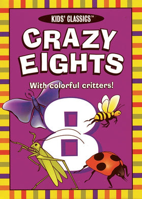 Crazy 8's Kids Classic Card Game