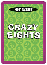 Load image into Gallery viewer, Crazy 8's Kids Classic Card Game