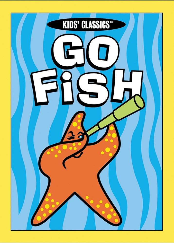 Go Fish Kid's Classic Card Game