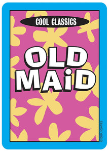Old Maid Kid's Classic Card Game