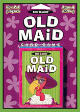 Load image into Gallery viewer, Old Maid Kid's Classic Card Game