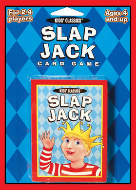 Slap Jack Kid's Classic Card Game