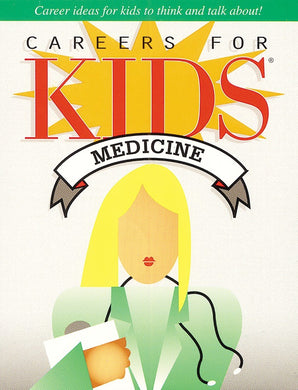 Medicine Careers for Kids Conversation Cards