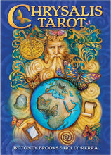 Load image into Gallery viewer, Chrysalis Tarot Deck & Book Set