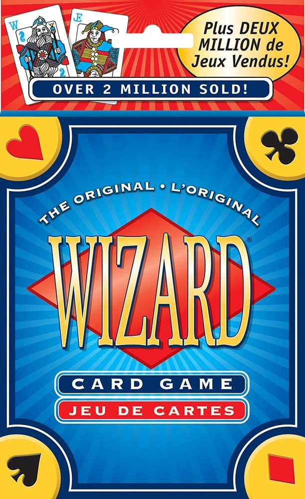 Canadian Wizard Card Game