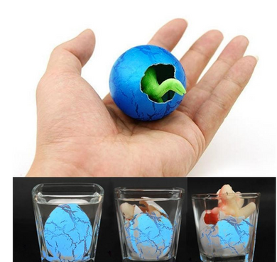 Kids Toy Magic Hatching Dinosaur Eggs - Just Add Water!