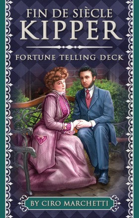 Fin de Siecle Kipper Fortune Telling Deck by Ciro Marchetti