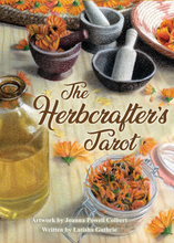 Load image into Gallery viewer, The Herbcrafter's Tarot