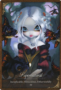 Les Vampires Oracle by Lucy Cavendish