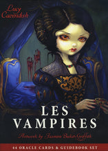 Load image into Gallery viewer, Les Vampires Oracle by Lucy Cavendish