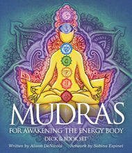 Load image into Gallery viewer, Mudras For Awakening the Five Elements