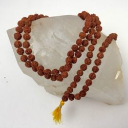Gemstone Intention Jap Mala Necklace