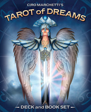 Load image into Gallery viewer, Tarot of Dreams by Ciro Marchetti