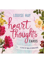 Load image into Gallery viewer, Heart Thoughts Cards by Louise Hay