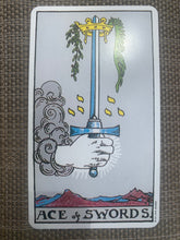Load image into Gallery viewer, The Original & Authorized Rider Waite Tarot Deck