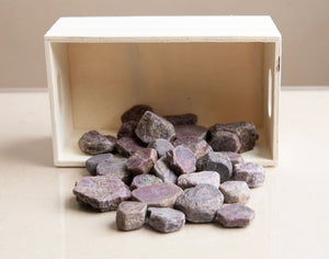 Raw Ruby Record Keeping Stones