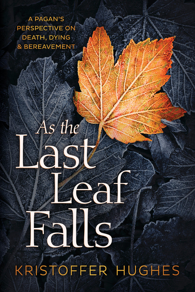 As the Last Leaf Falls by Kristoffer Hughes