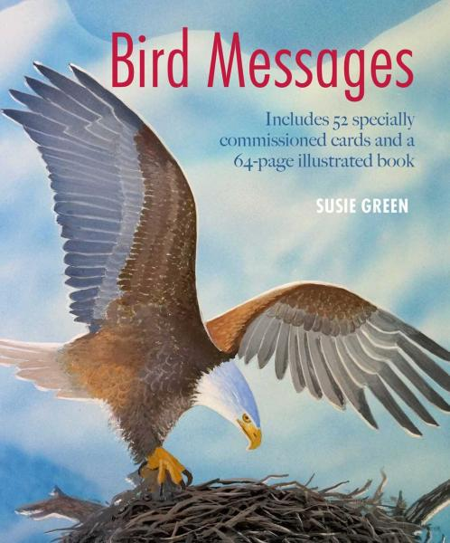 BIRD MESSAGES: Includes 52 Specially Commissioned Cards & A 64-Page Illustrated Book