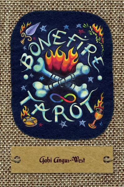 BONEFIRE TAROT (78-card deck & guidebook)