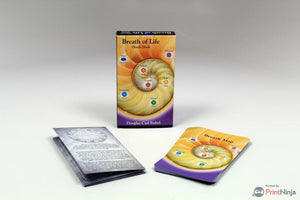BREATH OF LIFE ORACLE DECK (49 cards & instruction sheet, boxed)