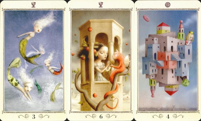 CECCOLI TAROT (deck & booklet)