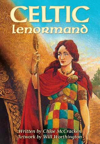 CELTIC LENORMAND (45-card deck & 188-page guidebook)