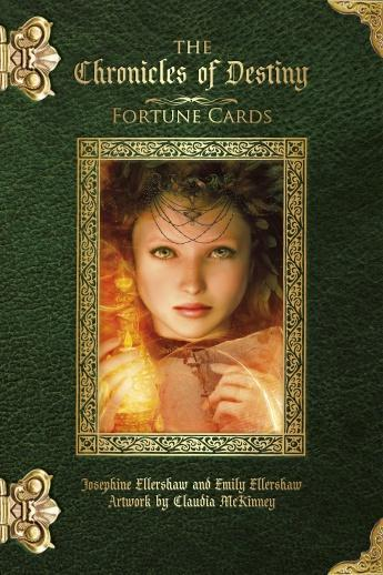 CHRONICLES OF DESTINY FORTUNE CARDS (60-card deck & 208-page guidebook)