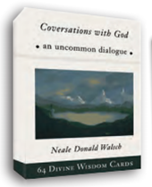 CONVERSATIONS WITH GOD DIVINE WISDOM CARDS (44-card deck)
