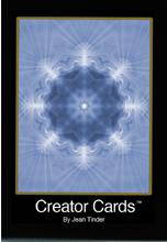 CREATOR CARDS (boxed set of 44 oracle cards with booklet)