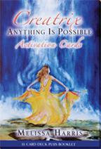 CREATRIX: Anything is Possible Activation Cards (33 card deck plus booklet)