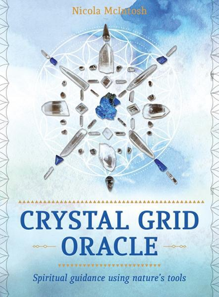CRYSTAL GRID ORACLE: (deck & book)