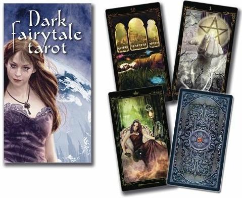 DARK FAIRYTALE TAROT (78-card deck & instruction booklet)