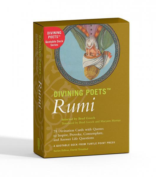DIVINING POETS: Rumi--A Quotable Deck (78-card deck)