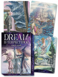 DREAM INTERPRETATION ORACLE CARDS (39-card deck & instruction booklet)