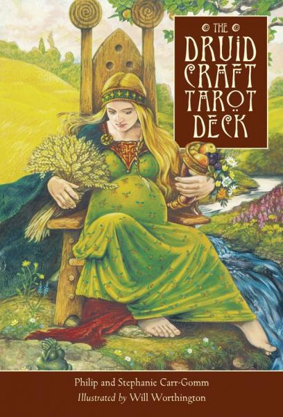 DRUID CRAFT TAROT DECK: Celebrate The Earth (78-card deck)