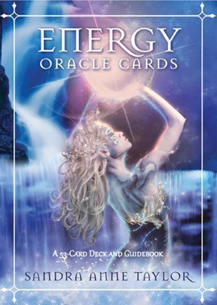 ENERGY ORACLE CARDS: A 53-Card Deck & Guidebook