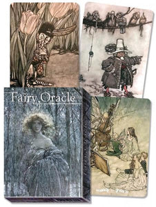 FAIRY ORACLE (deck & book)