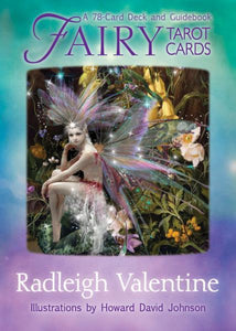 FAIRY TAROT CARDS: A 78-Card Deck & Guidebook