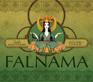 FALNAMA: Turkish Oracle Cards (40-card deck & guidebook)