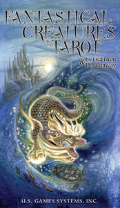 FANTASTICAL CREATURES TAROT (78-card deck & instruction booklet)