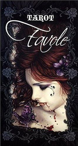 FAVOLE TAROT (78-card deck & instruction booklet)